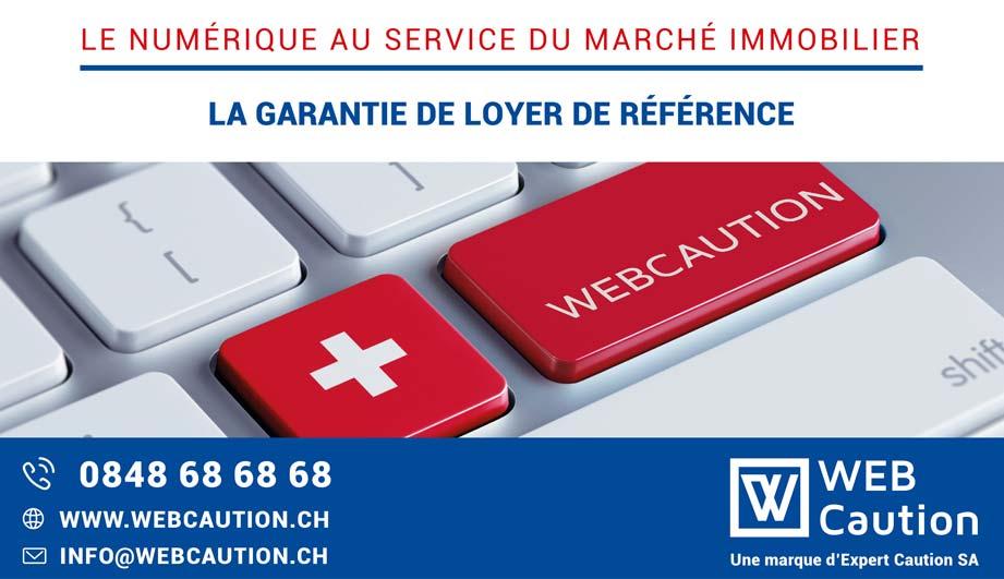 WEB Caution produit d'Expert Caution - La garantie de loyer à l'heure de l'Insurtech